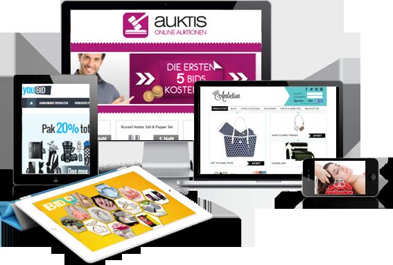 98a73c9df7 Build Online Auction Software & Mobile App, with. Bona Fide Results